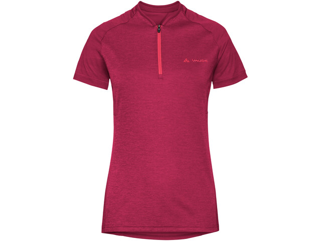 VAUDE Tamaro III Shirt Damen crimson red